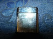 VINTAGE COLLECTABLE MAGNA LIGHTER + MINI TORCH ENGINE TURNED UNTESTED